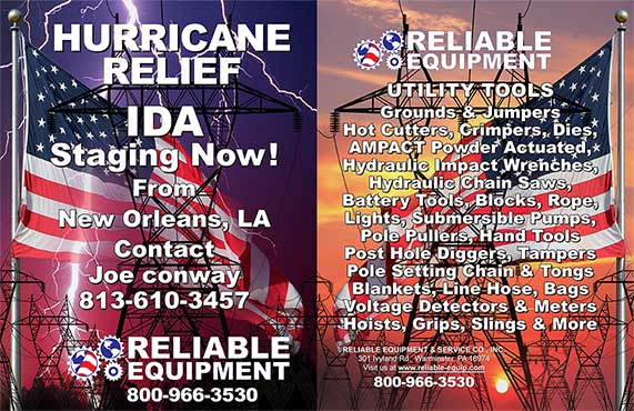 Hurricane IDA Storm Relief